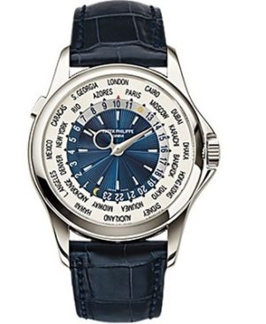 Patek Philippe Complicated World Time 39.5mm 5130P/001